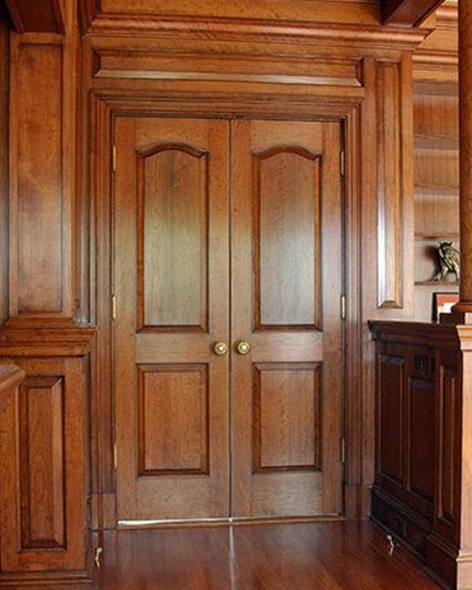 Select wood doors