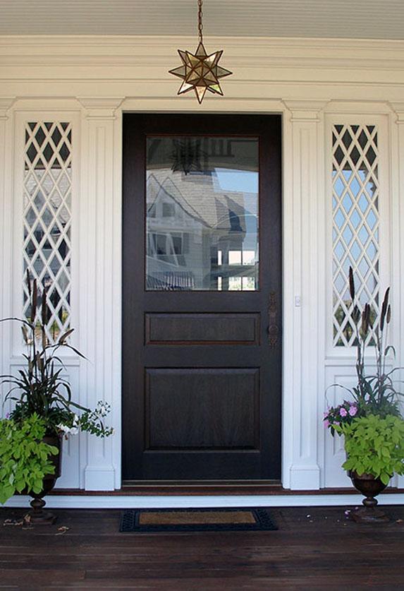 Select custom door